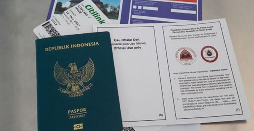 Jasa Pembuatan Pasapor 48 Halaman