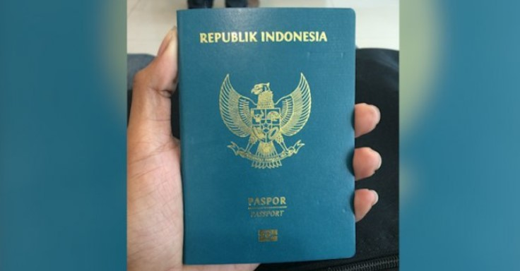 Paspor Orang Tua