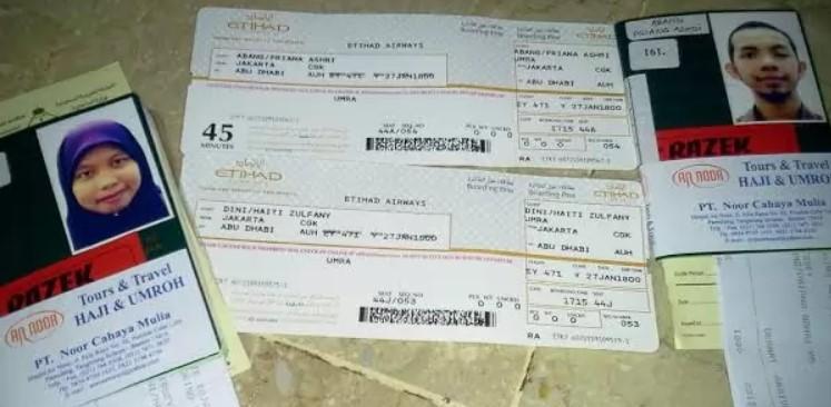 syarat membuat paspor umroh